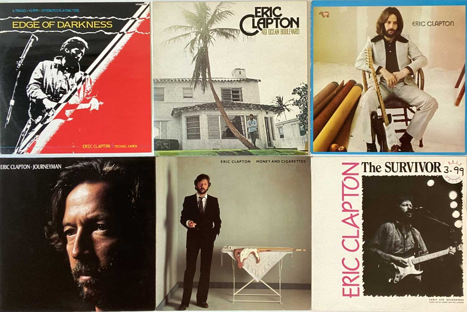 CREAM/ CLAPTON & RELATED - LPs - Image 3 of 4
