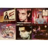 """NICK CAVE & THE BAD SEEDS/THE BIRTHDAY PARTY - LP/12"""" COLLECTION"""