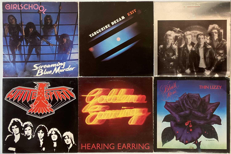 CLASSIC ROCK/HEAVY/PROG/PSYCH-ROCK LPs (WITH 'MILD' WARPING) - Image 3 of 6