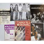 ROLLING STONES PROGRAMMES - UK CONCERTS 1966 - 69.