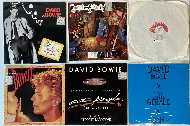 """ROCK/POP/SOUL - LP/12""""/7"""" COLLECTION"""