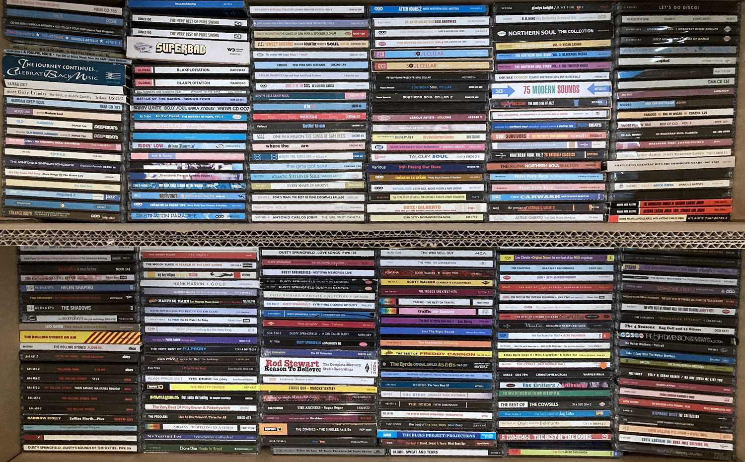 SOUL / ROCK & POP CD COLLECTION - Image 2 of 2