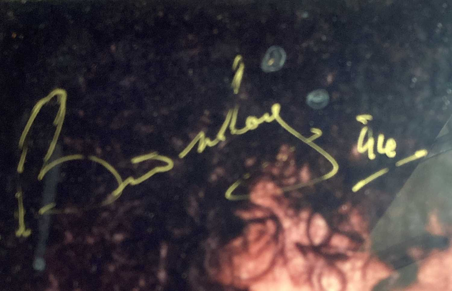 QUEEN SIGNED ITEMS. - Image 3 of 7