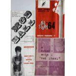 ROLLING STONES PROGRAMMES - 1964.
