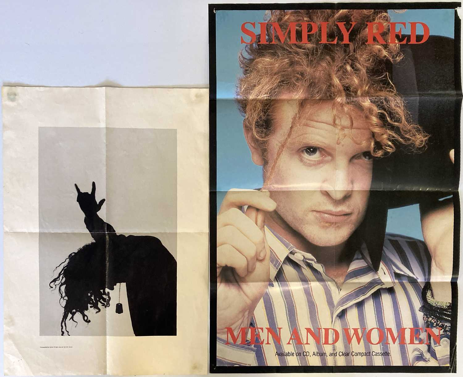 SIMPLY RED MEMORABILIA INC SIGNED ITEMS. - Image 13 of 15