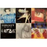 """THE CURE - LP/12"""" COLLECTION."""