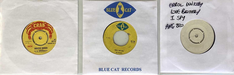 """REGGAE - 1968 UK 7"""" RARITES"""