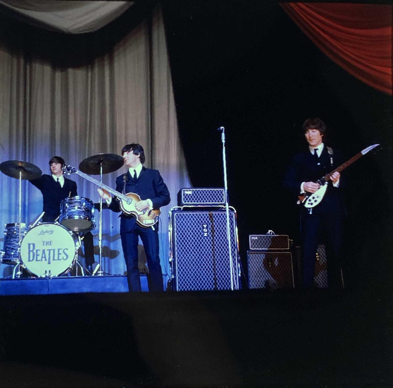 MUSIC TRANSPARENCIES - THE BEATLES / PAUL MCCARTNEY. - Image 4 of 5