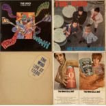 """THE WHO - LPs/ 7"""" COLLECTION"""