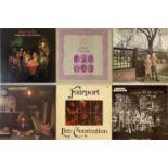 FAIRPORT CONVENTION/ SANDY DENNY - LPs