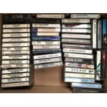 THE STONE ROSES & RELATED - CASSETTE/MINI DISC COLLECTION