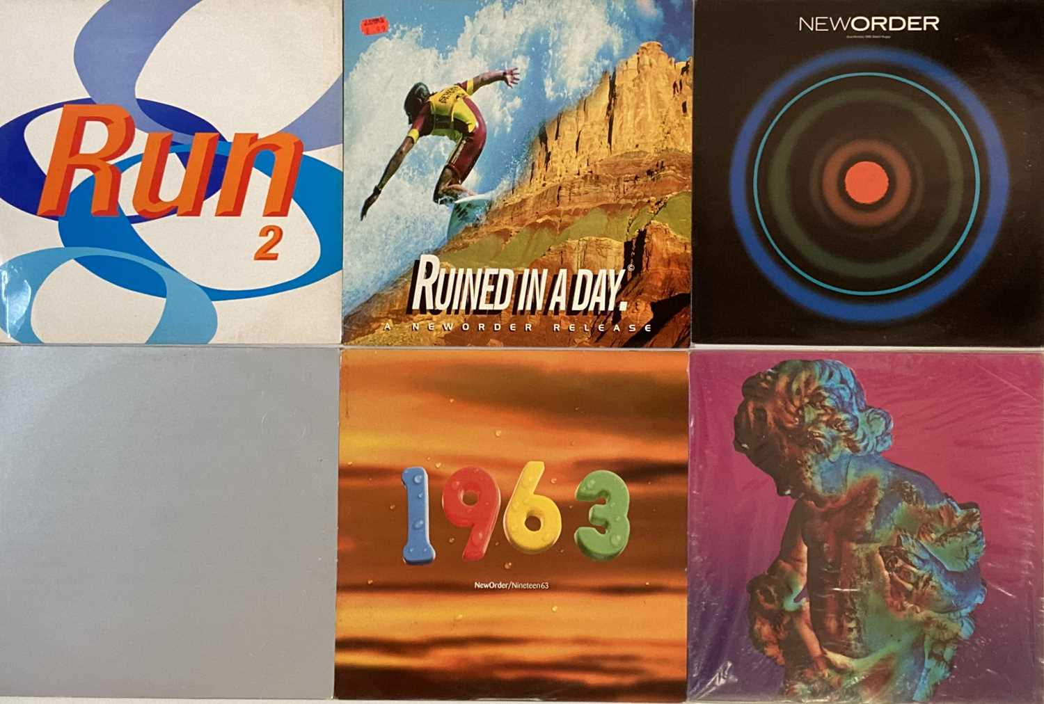 """NEW ORDER - LPs/ 12"""" - Image 2 of 5"""