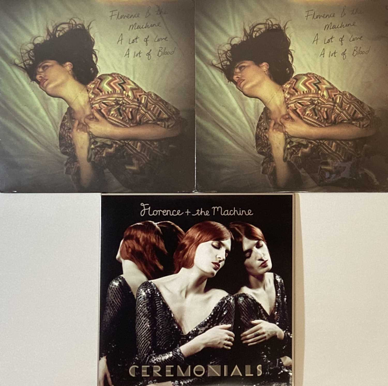 "FLORENCE & THE MACHINE - LP/ 12"" RARITIES"