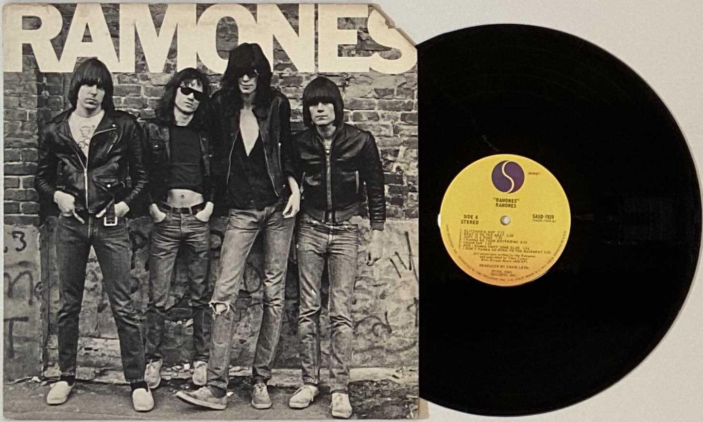 RAMONES - LPs - Image 3 of 5