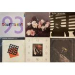 """THE CURE/NEW ORDER/OMD - 7""""/12""""/LP COLLECTION"""