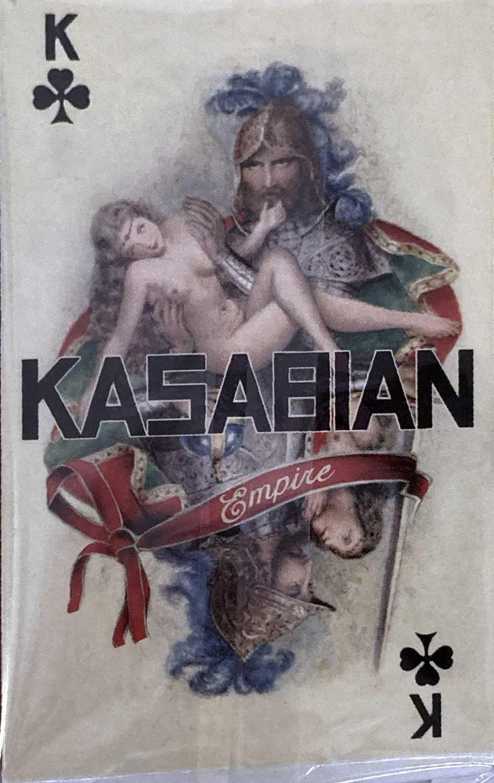 KASABIAN SIGNED ITEMS. - Image 3 of 6