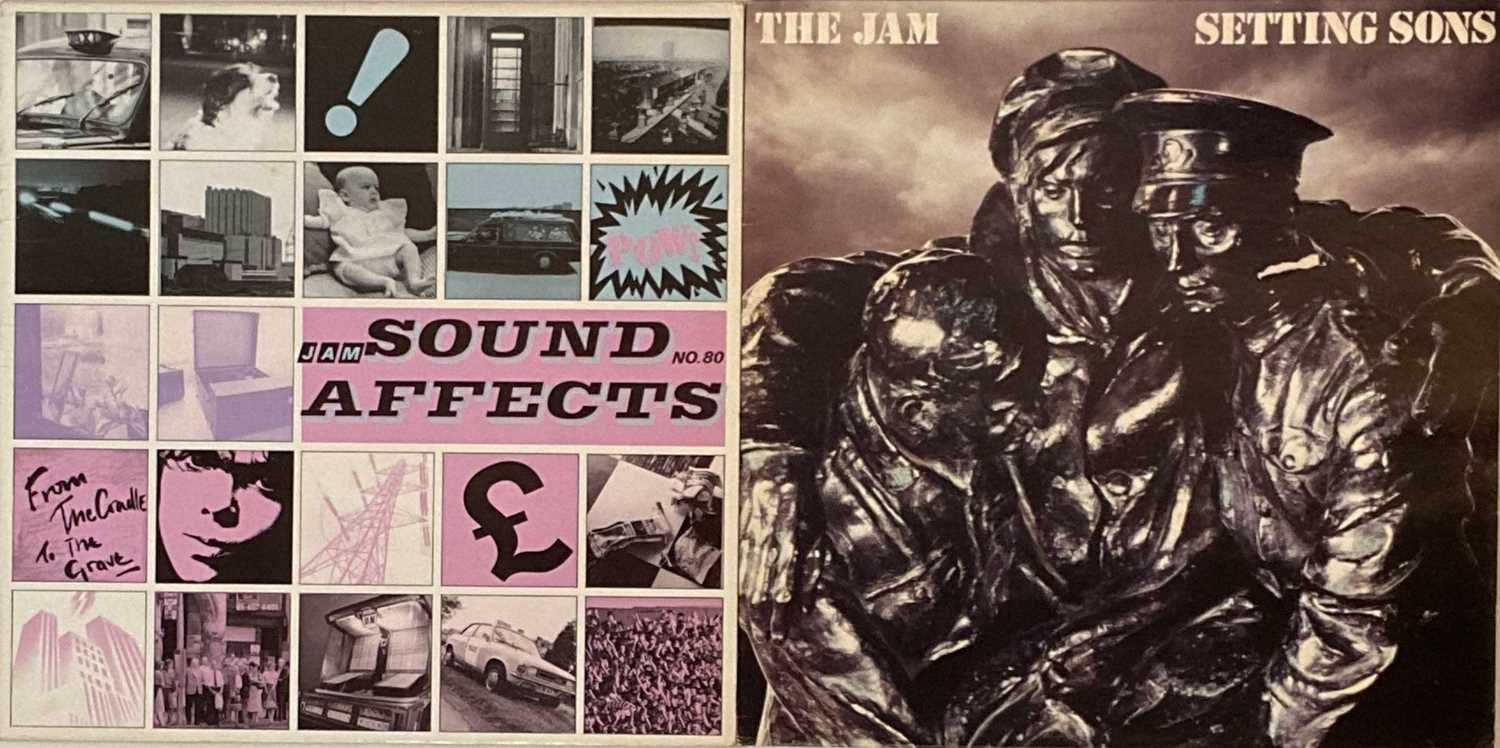 CLASSIC PUNK & NEW WAVE - LPs. - Image 3 of 3