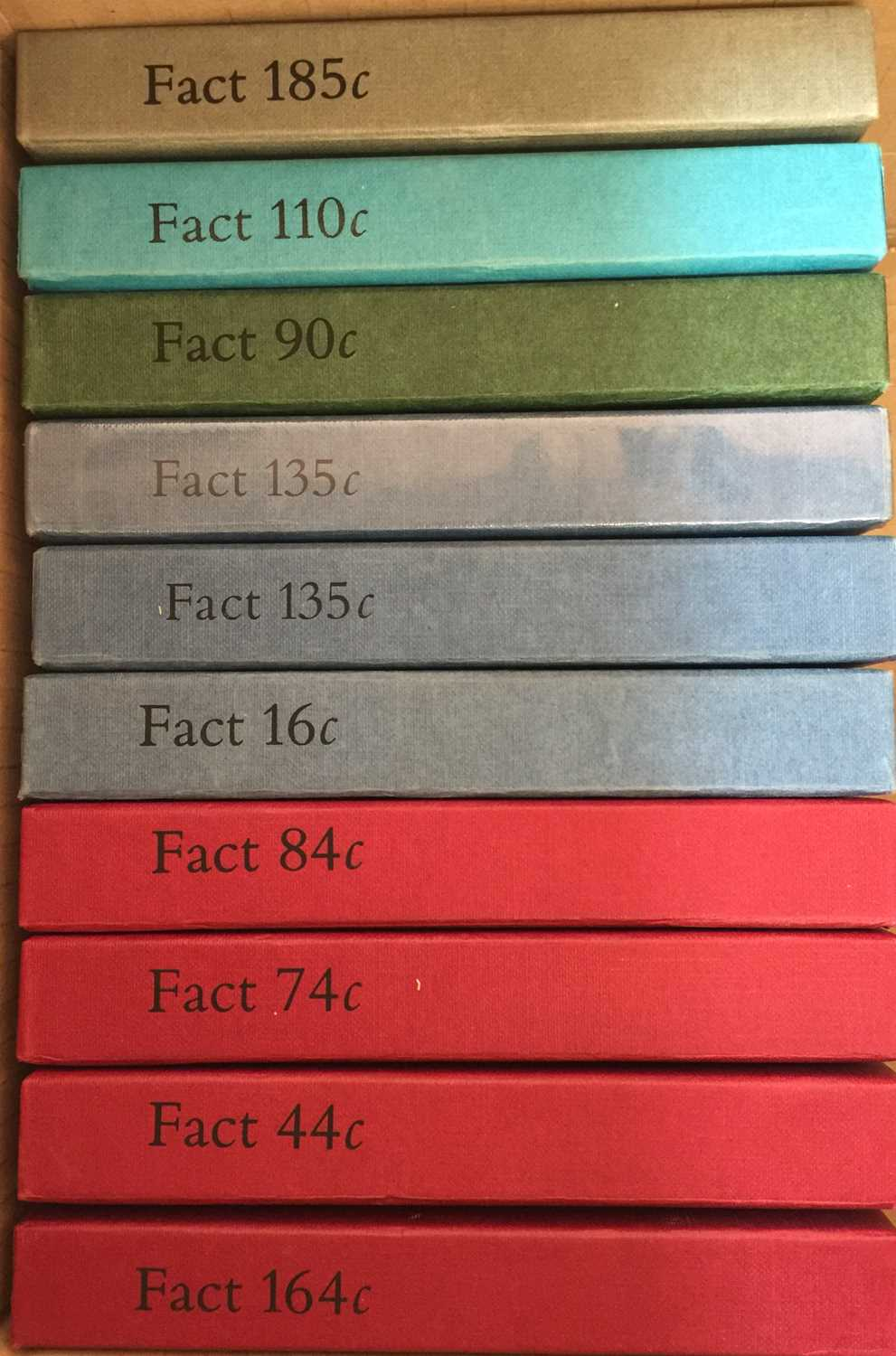 FACTORY RECORDS - CASSETTE BOX SETS - Image 2 of 2