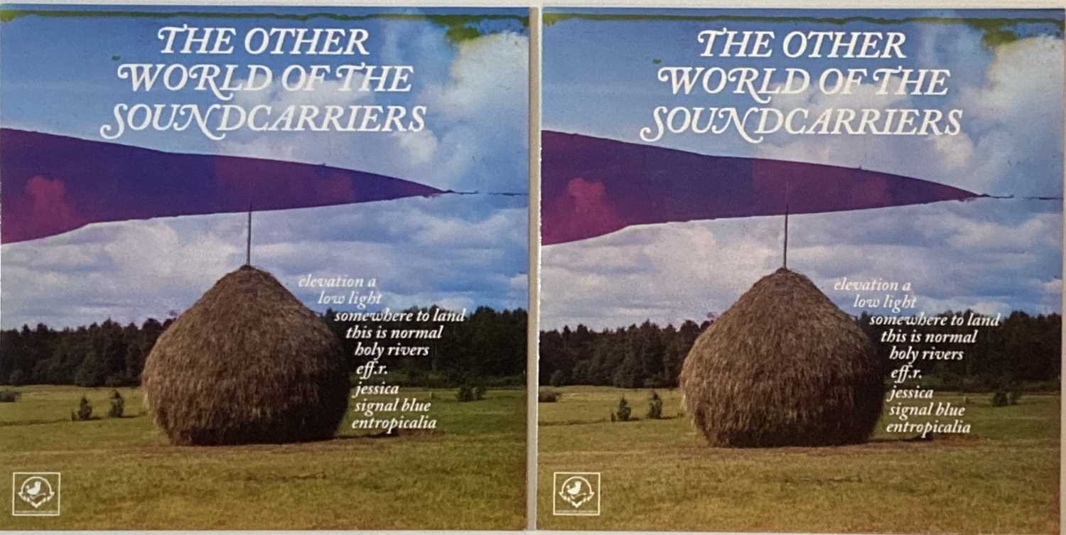 THE SOUNDCARRIERS - THE OTHER WORLD OF THE SOUNDCARRIERS LPs (GPS103)