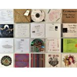 INDIE/ALT/PSYCH/ELECTRONIC - CD COLLECTION (WITH PROMOS/MASTERING COPIES)