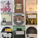 """THE GREAT POP SUPPLEMENT - INITIAL 7"""" RELEASES"""