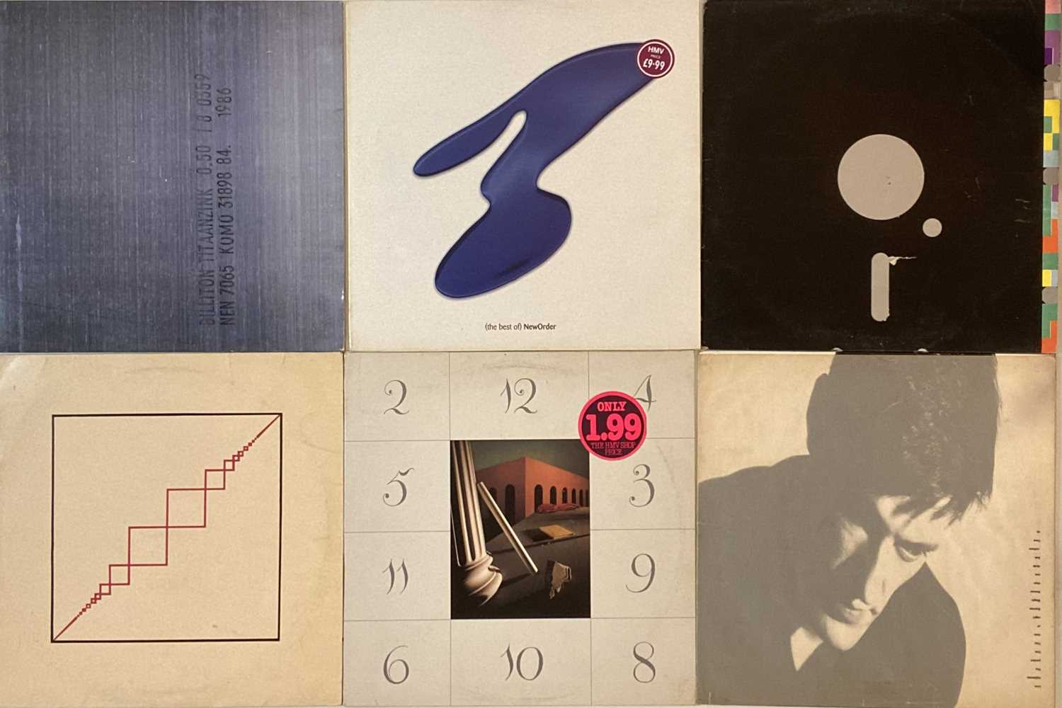 """NEW ORDER - LPs/ 12"""""""