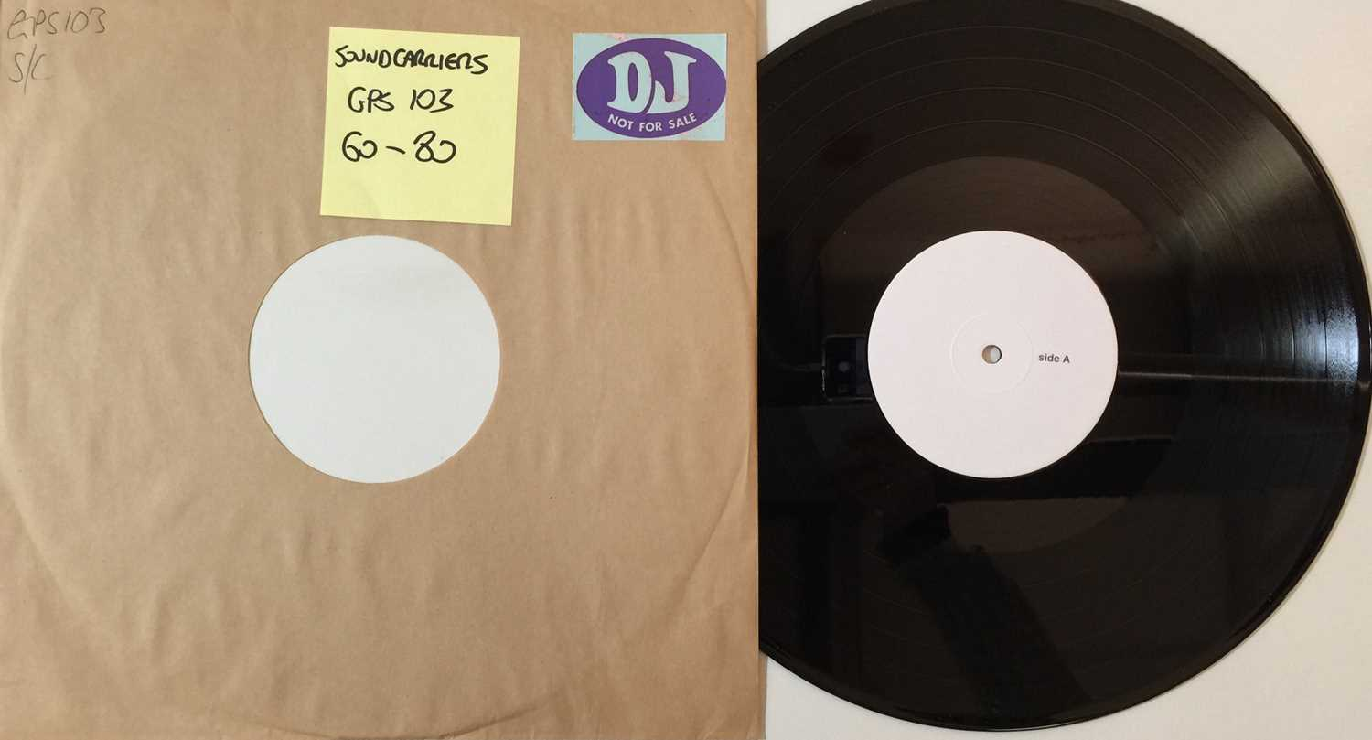 THE SOUNDCARRIERS - THE OTHER WORLD OF SOUNDCARRIERS LP TEST PRESSING (GPS103)