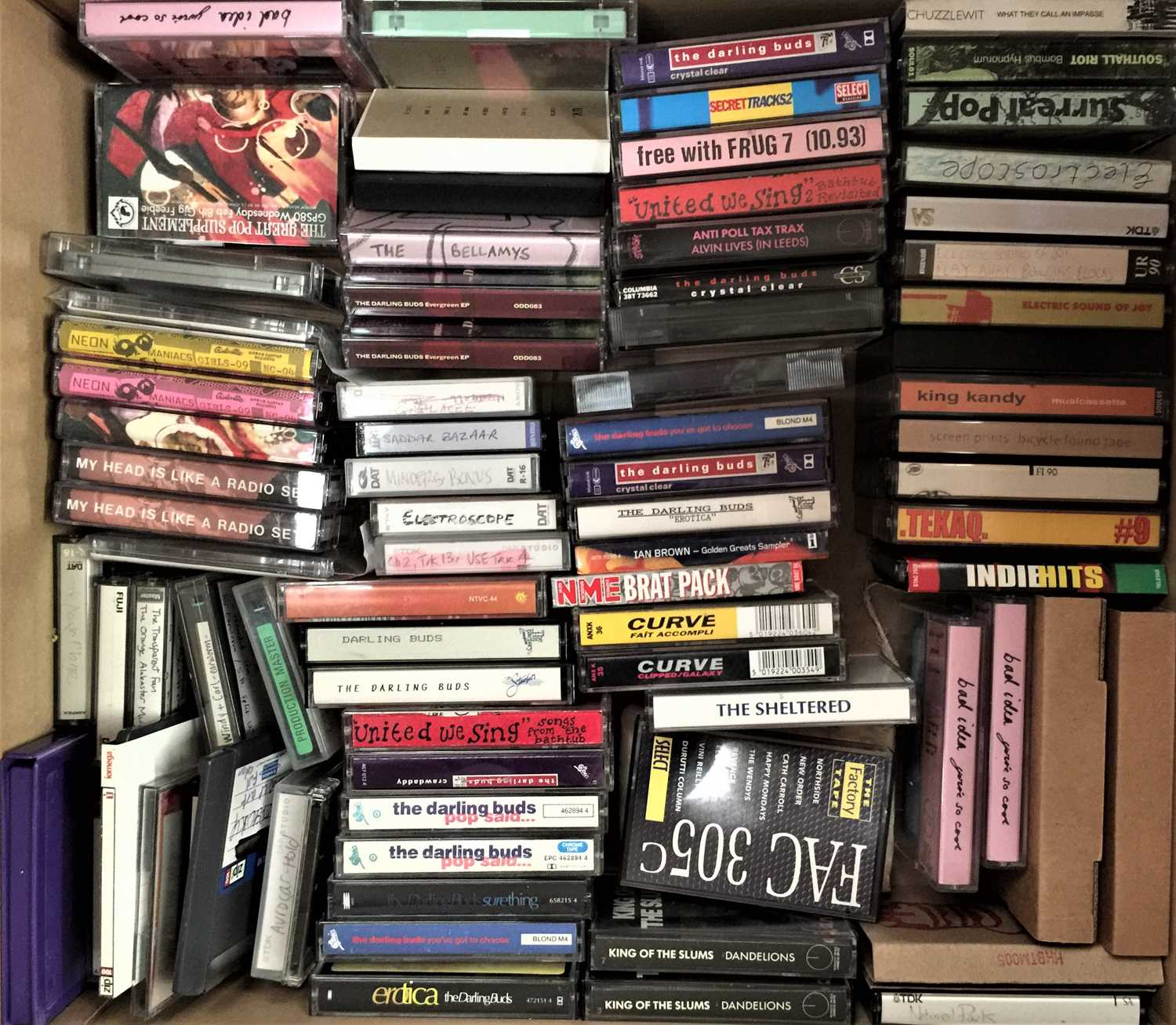 ALT/INDIE/AMBIENT/SPACE ROCK - CASSETTE COLLECTION - Image 2 of 2
