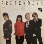 PRETENDERS SIGNED LP.