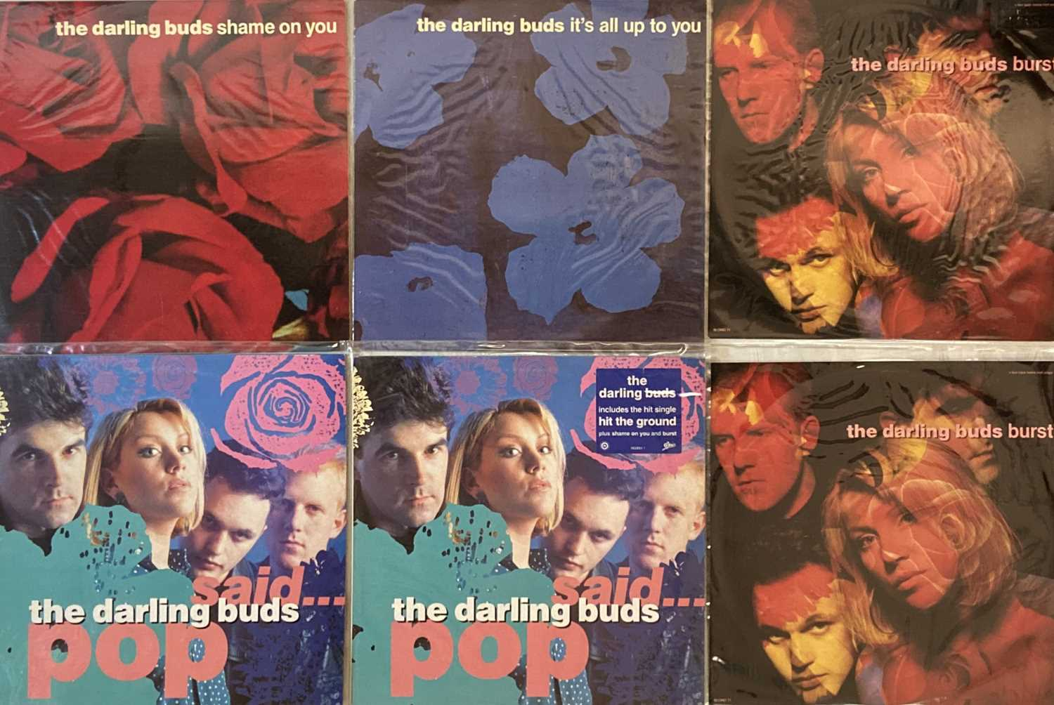 """THE DARLING BUDS - LPs/ 12"""" - Image 4 of 4"""