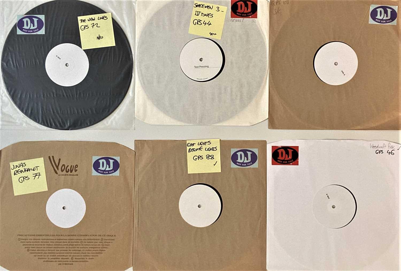 THE GREAT POP SUPPLEMENT - WHITE LABEL LP RARITIES