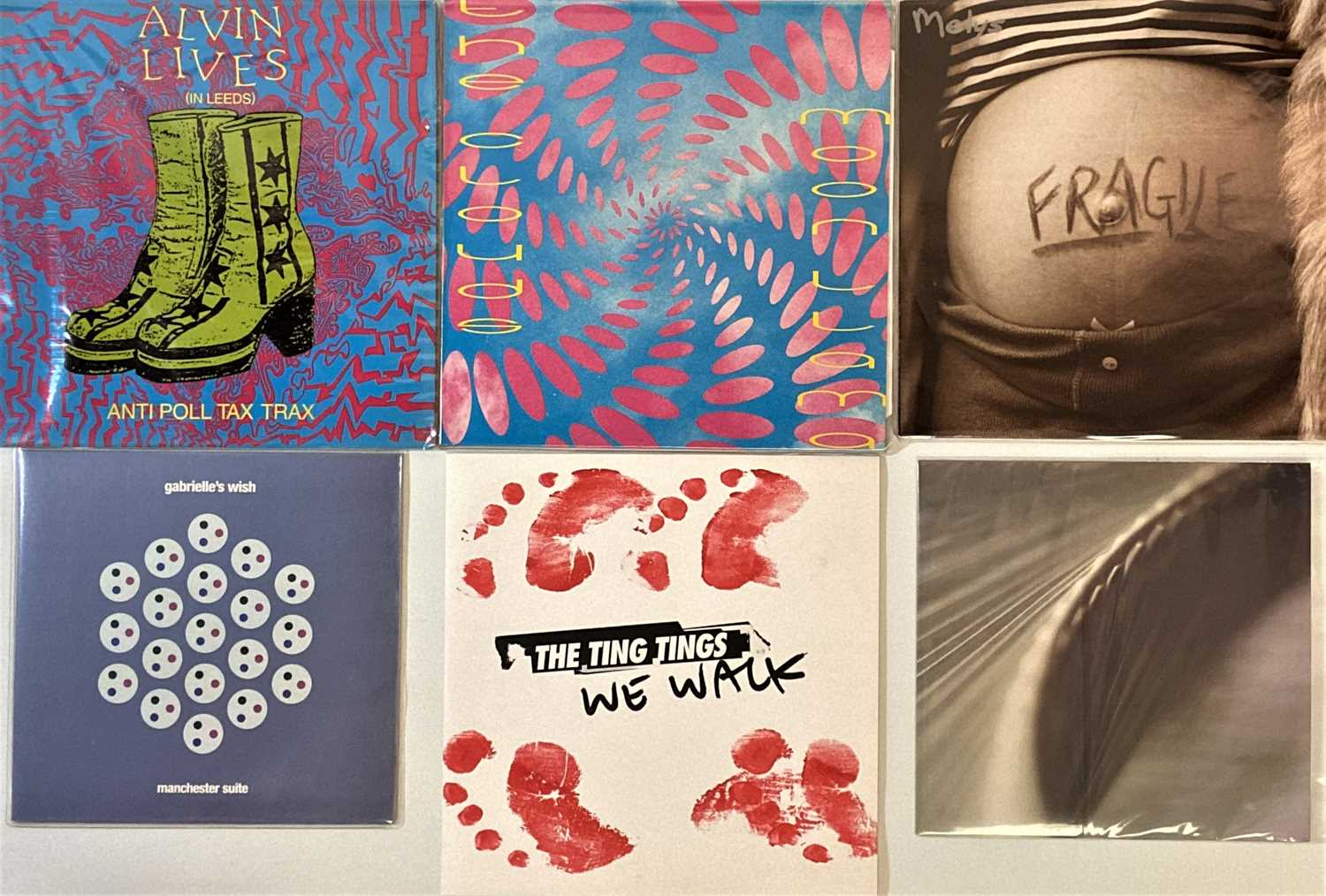 """INDIE/ ALT/ EXPERIMENTAL/ MODERN PSYCH - LPs/ 12"""" - Image 5 of 5"""