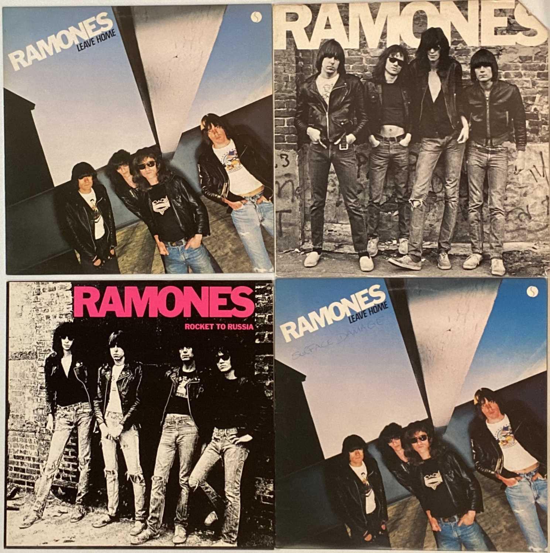 RAMONES - LPs