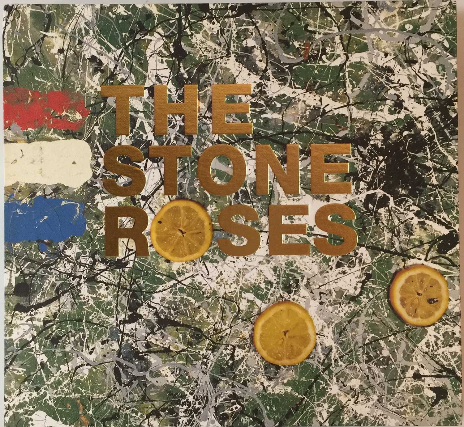 THE STONE ROSES - THE STONE ROSES (2009 LIMITED EDITION LP/CD/DVD BOX SET - SILVERTONE 88697430302)