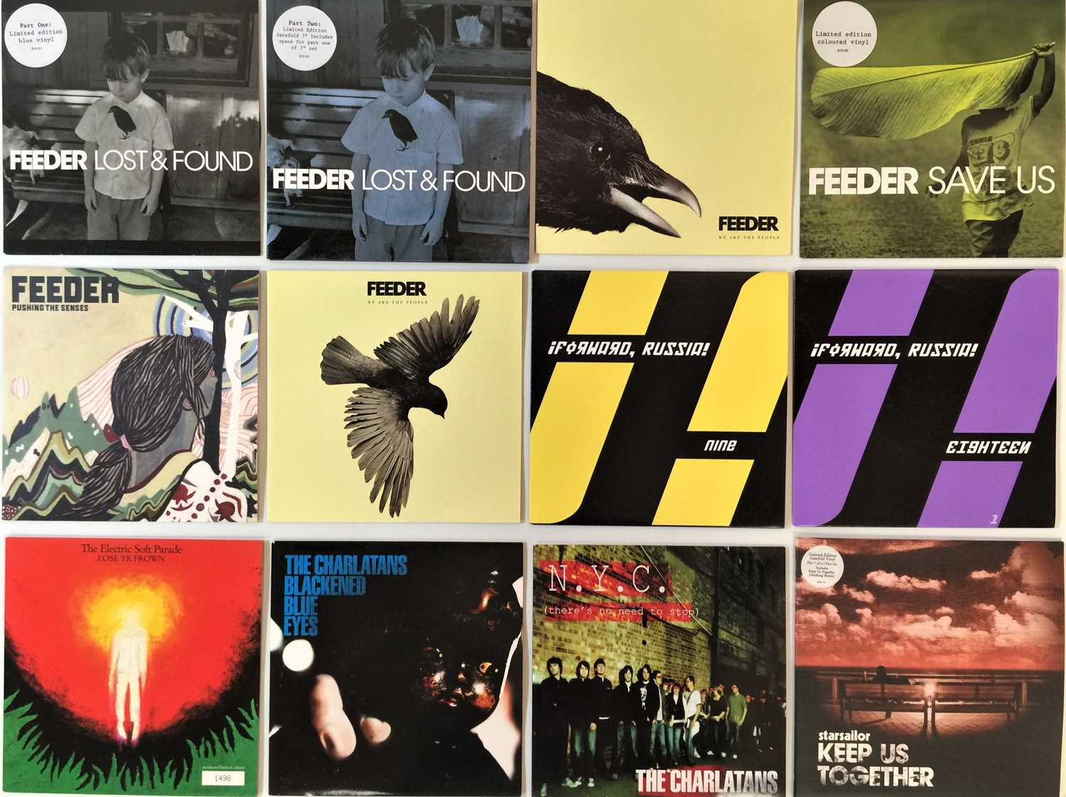 """INDIE/ ALT - 7"""" COLLECTION"""