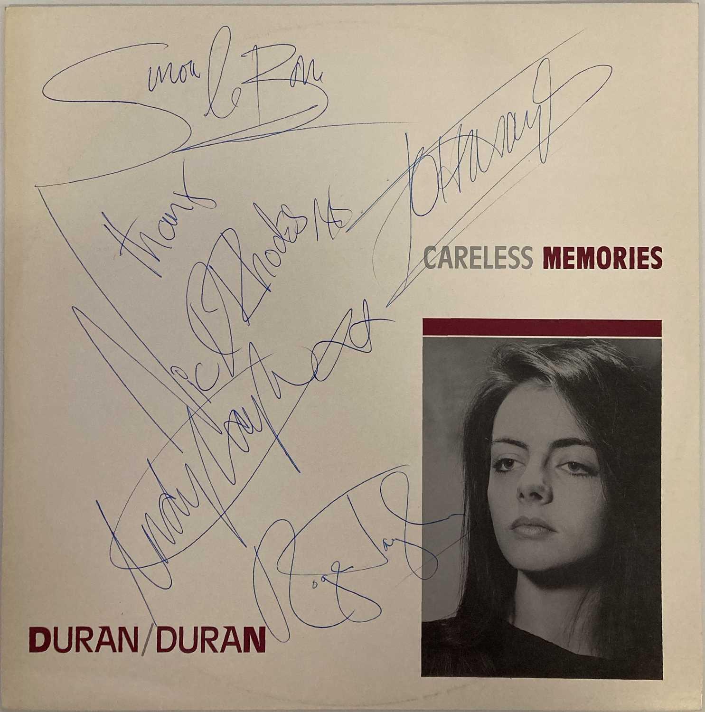 DURAN DURAN SIGNED LP.