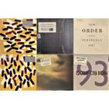 """NEW ORDER - US LP/12"""" COLLECTION"""