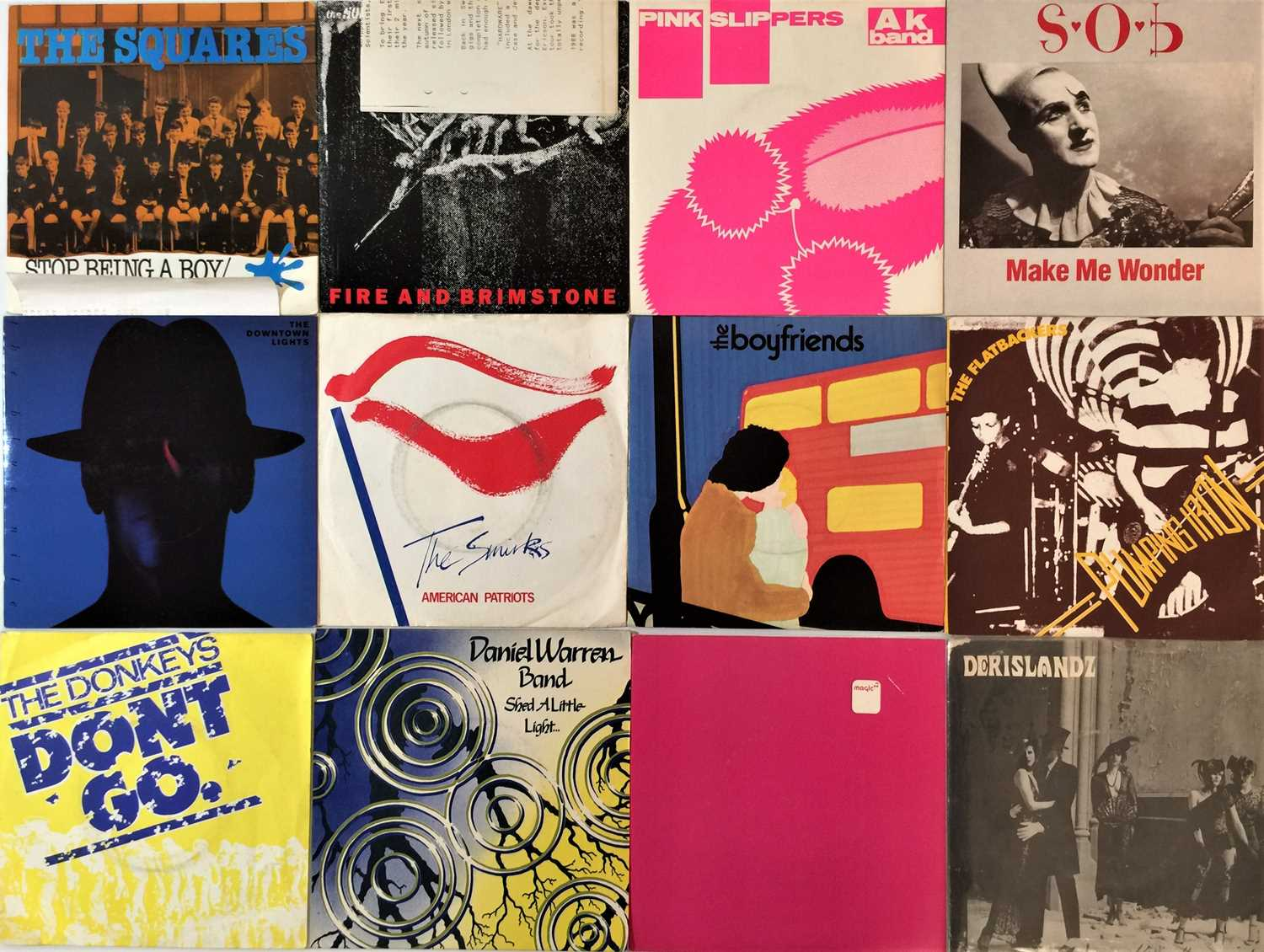"""PUNK/ WAVE - 7"""" COLLECTION - Image 2 of 3"""