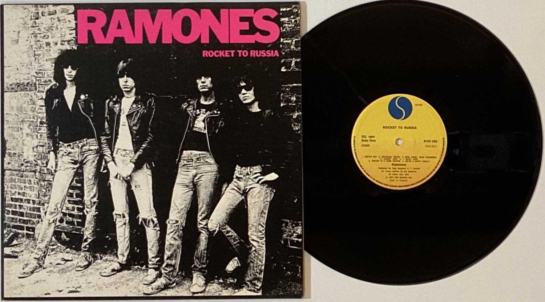 RAMONES - LPs - Image 2 of 5