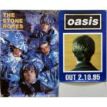 STONE ROSES / OASIS POSTERS.