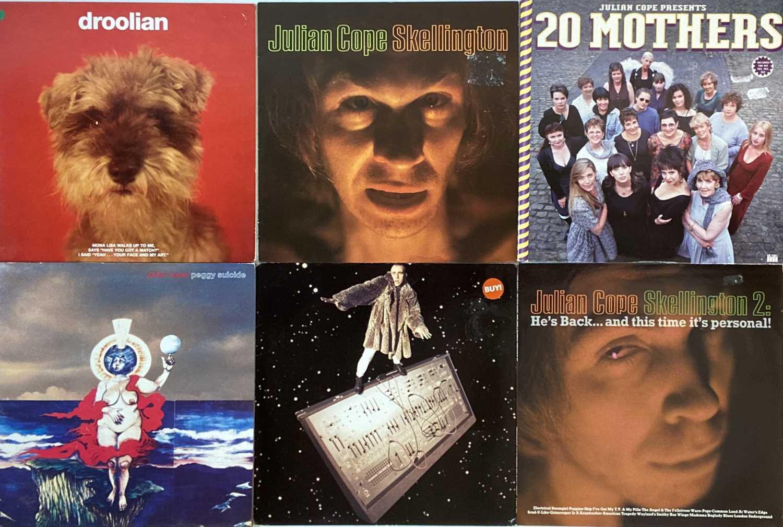 JULIAN COPE - LPs