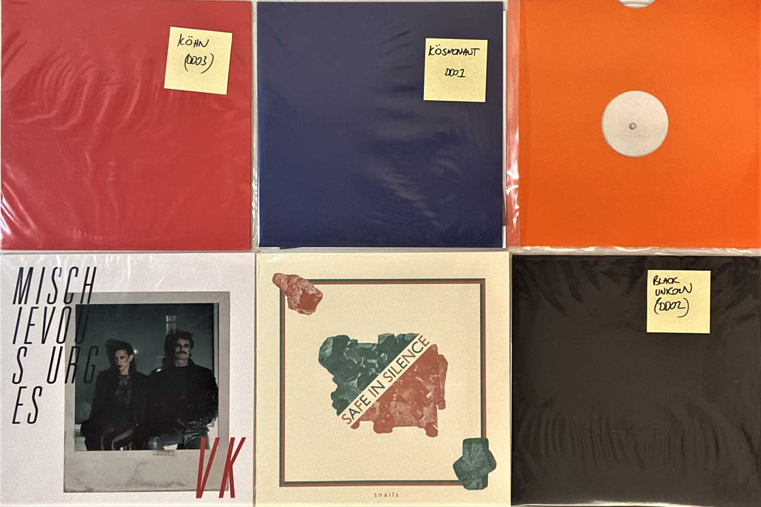 """INDIE/ ALT/ EXPERIMENTAL/ MODERN PSYCH - LPs/ 12"""" - Image 2 of 5"""