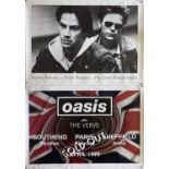 OASIS / TRAINSPOTTING POSTERS.
