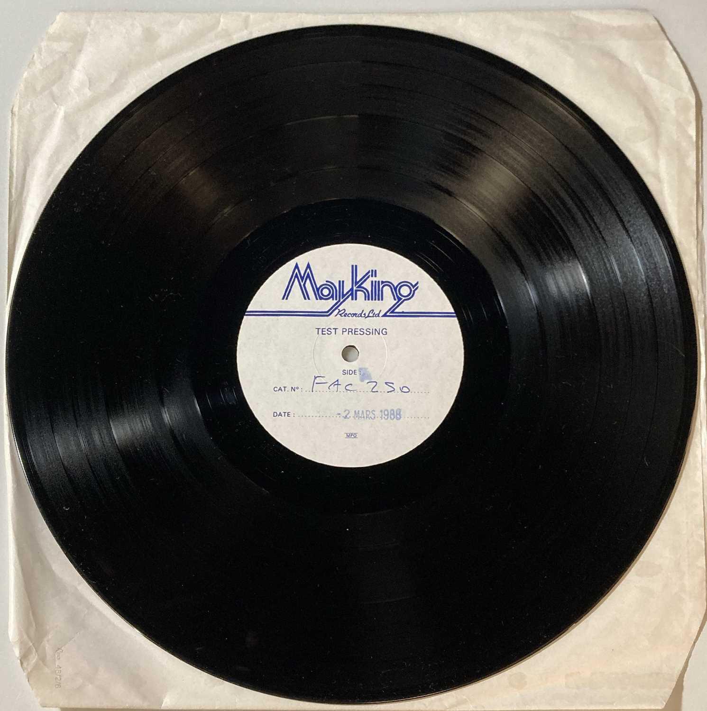 JOY DIVISION - SUBSTANCE LP (ORIGINAL UK WHITE LABEL TEST PRESSING - FAC 250) - Image 2 of 3