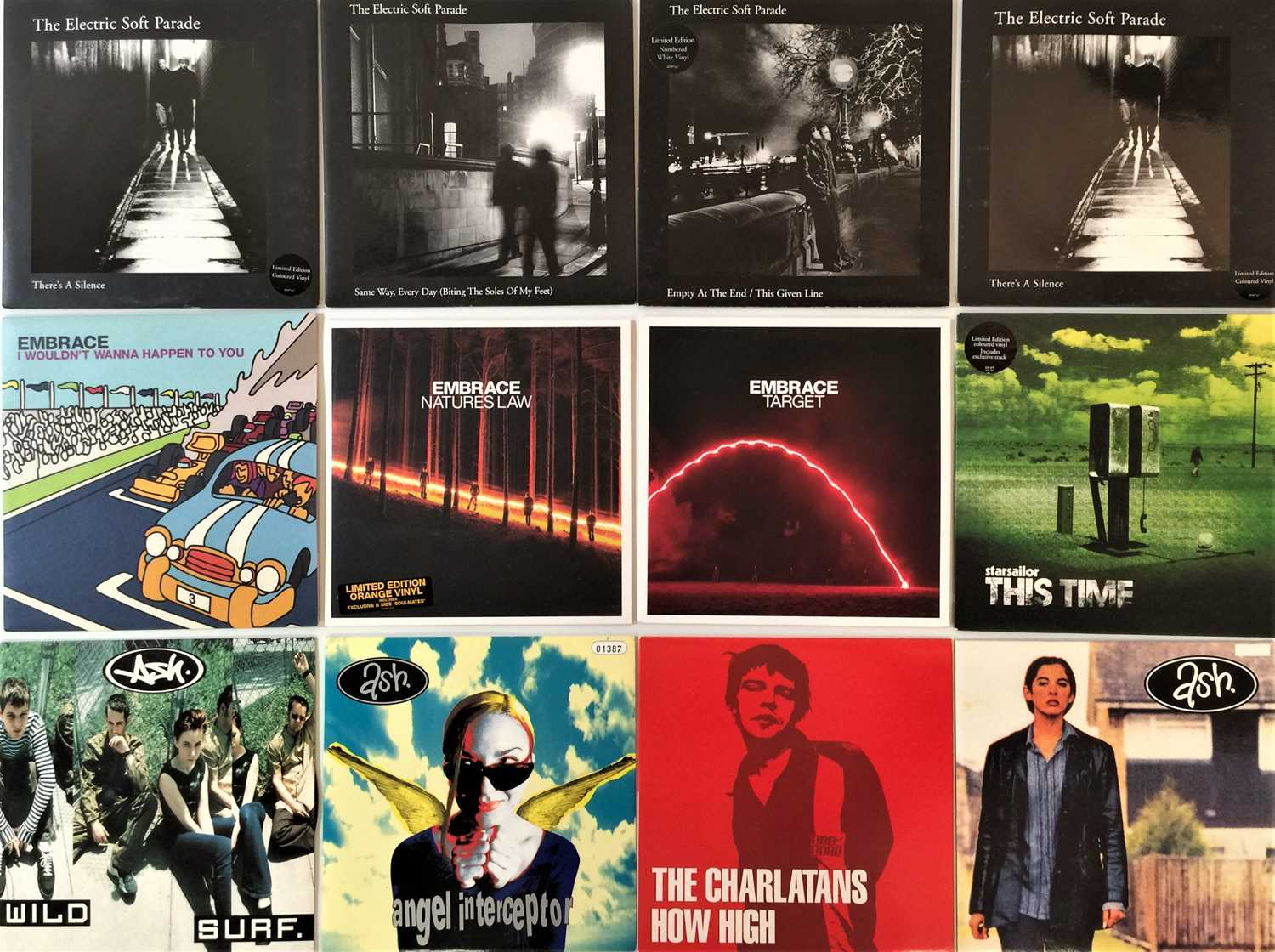"""INDIE/ ALT - 7"""" COLLECTION - Image 2 of 4"""