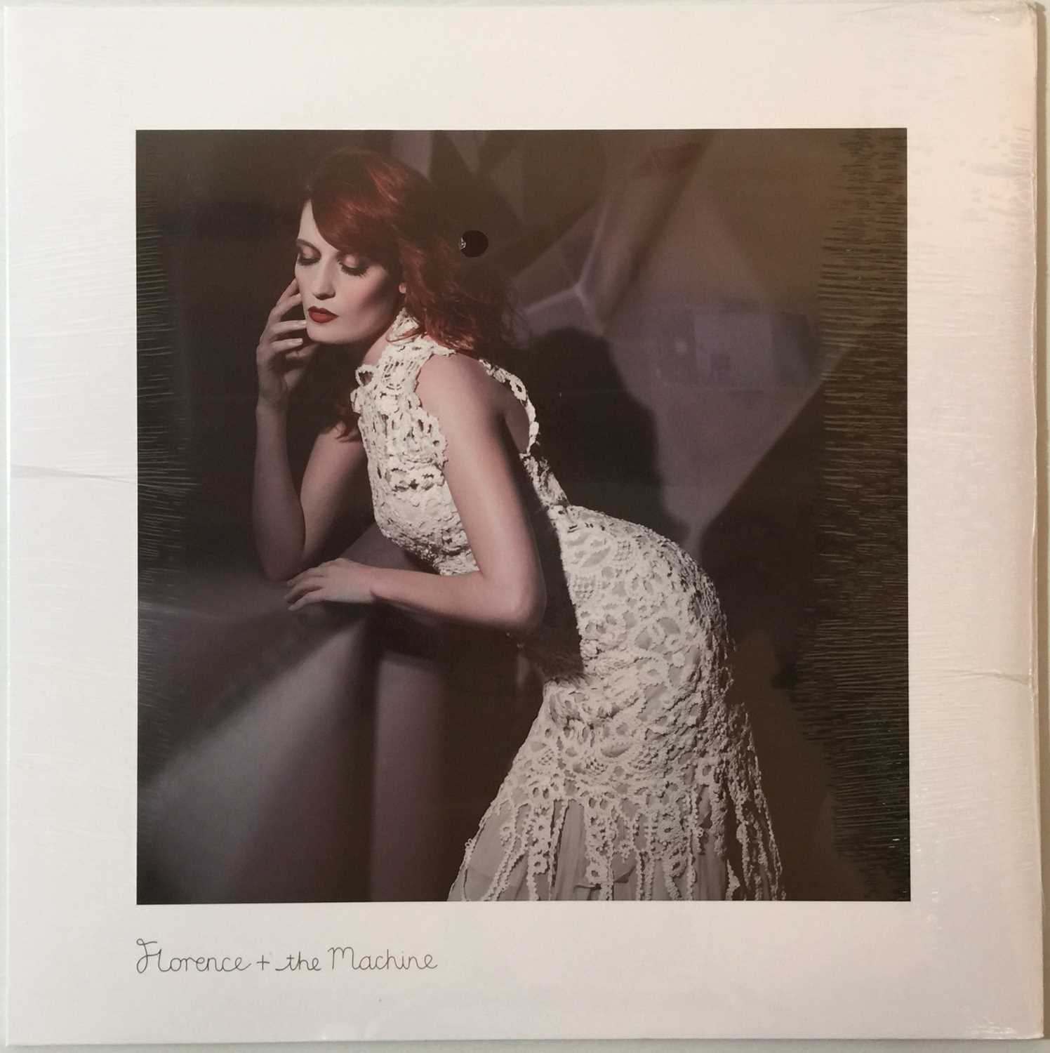 """FLORENCE & THE MACHINE - SHAKE IT OUT 12"""" (NUMBERED/ SEALED - VF035)"""