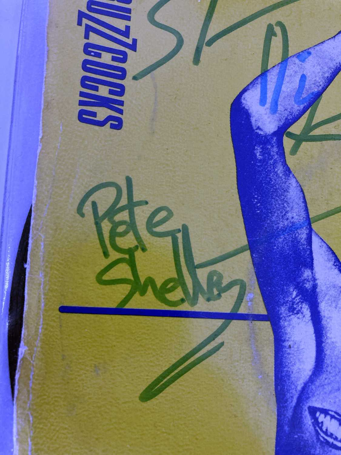 SIGNED AND RARE PUNK SINGLES - JILTED JOHN / BUZZCOCKS - Image 5 of 6