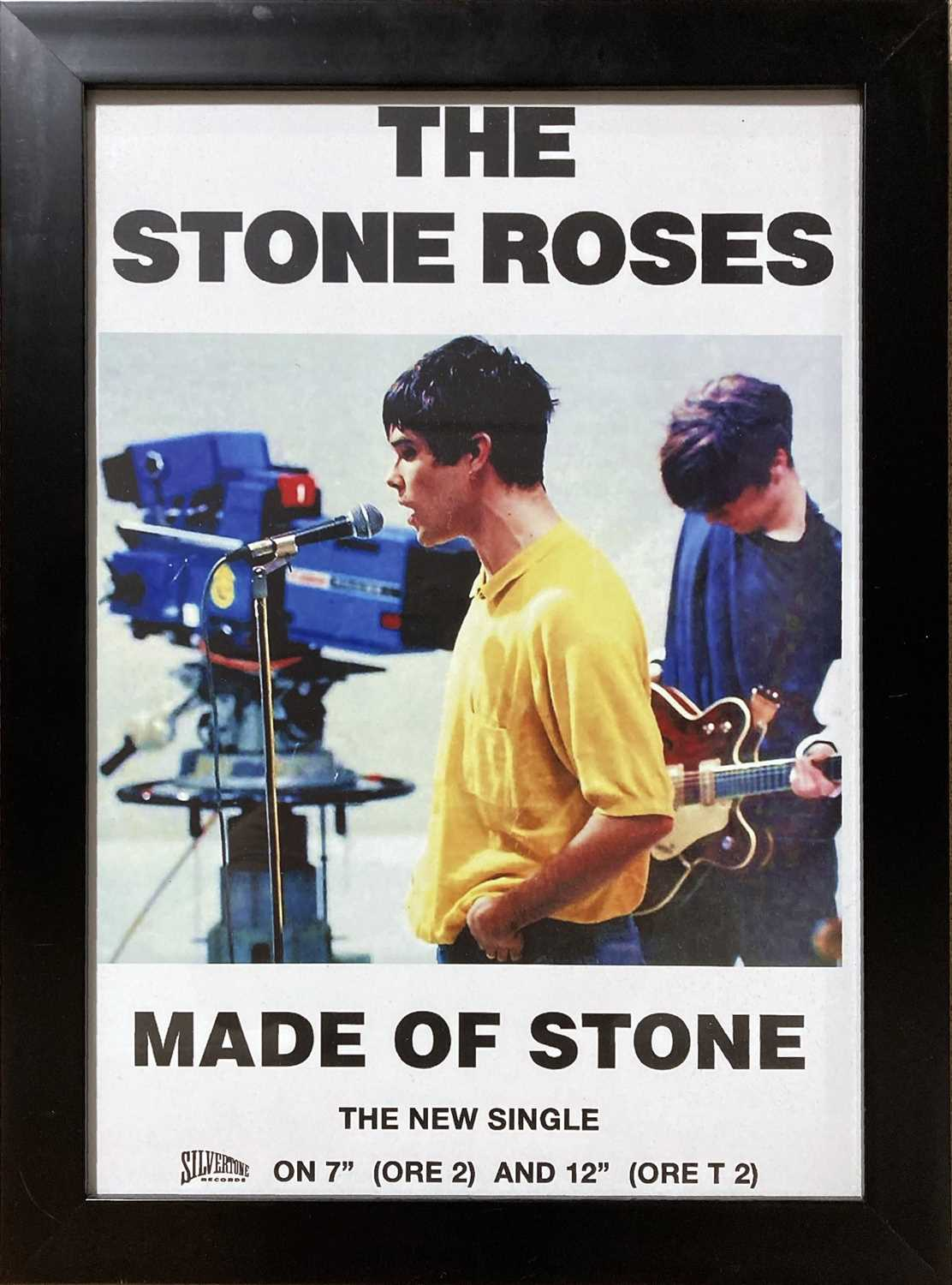 STONE ROSES / BLACK GRAPE POSTERS. - Image 4 of 5
