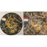 THE STONE ROSES - THE STONE ROSES LPs (LIMITED EDITION UK/EU REISSUES)