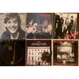 """CLASSIC PUNK & NEW WAVE - LPs/7""""/12"""""""